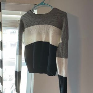 Ambiance Apparel cozy and stylish cropped sweater